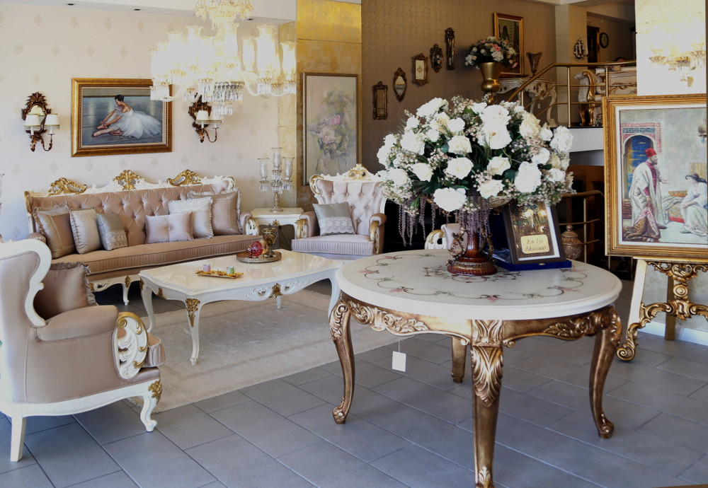 Classic Living Rooms Avantgarde Living Rooms Afşar Mobilya - Avant garde living rooms