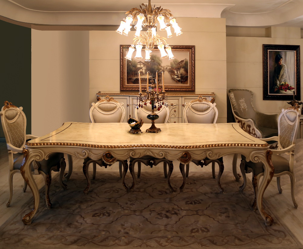 Classic Dining Rooms 1
