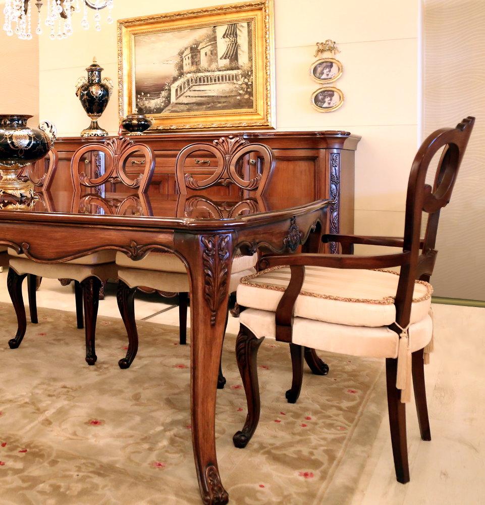 classic dining room - avantgarde dining room - turkish furniture ...